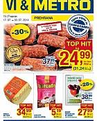 Metro katalog prehrana do 30.7.