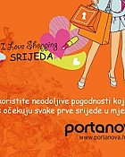 Portanova shopping srijeda 1.10.