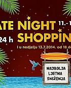 West Gate noćni shopping do 13.7.