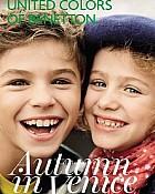 Benetton katalog djeca jesen 2014