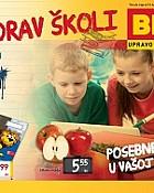 Billa katalog Škola 2014