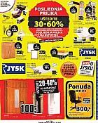 JYSK katalog do 27.8.