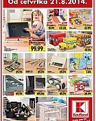 Kaufland katalog od 21.8.