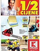 Kaufland katalog Sve u pola cijene do 20.8.