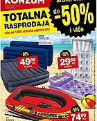 Konzum katalog Totalna rasprodaja
