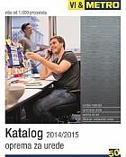 Metro katalog Ured 2014/15