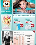 Muller katalog parfumerija do 3.9.
