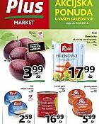 Plus Market katalog kolovoz