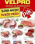 Velpro katalog svježe meso akcija