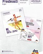 DM katalog Svijet prednosti rujan