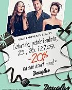 Douglas i Iris vikend akcija -20% popusta na sve!