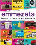 Emmezeta katalog rujan 2014