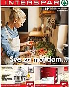Interspar katalog Sve za dom jesen 2014