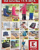 Kaufland katalog od 11.9.
