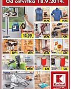 Kaufland katalog od 18.9.