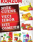 Konzum katalog Zagreb Zagrebačka avenija
