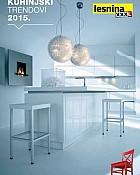 Lesnina katalog kuhinje 2015