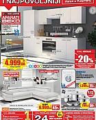 Lesnina katalog Rijeka do 22.9.