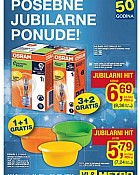Metro katalog Jubilarne ponude neprehrana do 24.9.