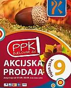 PPK Bjelovar katalog rujan