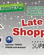 Supernova Zagreb Noćni shopping
