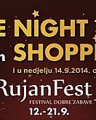 West Gate Noćni shopping Rujanfest