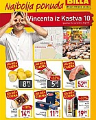 Billa katalog Horvaćanska do 29.10.