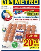 Metro katalog Aro do 5.11.
