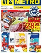 Metro katalog prehrana do 5.11.