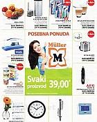 Muller katalog kućanstvo listopad