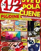 Plodine katalog Sve u pola cijene do 15.10.