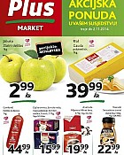 Plus market katalog do 2.11.