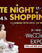 West Gate popusti Noćni shopping Wedding Expo