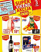 Billa vikend akcija do 16.11.