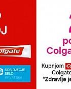 Bipa akcija Colgate -25%