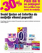 Bipa vikend akcija do 30.11.