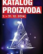 Chipoteka katalog Božić 2014