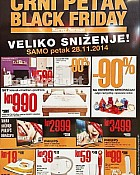 Harvey Norman katalog Black friday