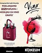 Konzum katalog Vina i gastronomija