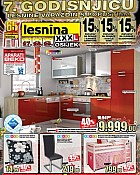 Lesnina katalog Osijek do 29.11.