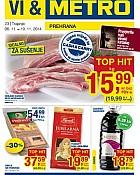 Metro katalog prehrana do 19.11.