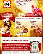 Muller katalog parfumerija do 3.12.