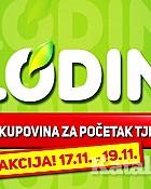 Plodine akcija za početak tjedna do 19.11.