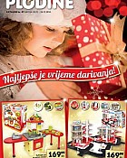 Plodine katalog Božić igračke dekoracije