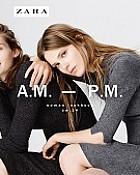 Zara katalog Woman jesen zima 2014
