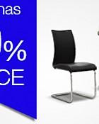 Emmezeta -30% popusta na stolice