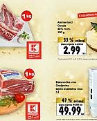 Kaufland akcija za početak tjedna do 31.12.
