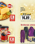 Kaufland top ponuda za vikend do 7.12.