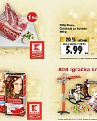 Kaufland top ponuda za vikend do 21.12.