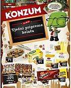 Konzum katalog Tjedan pripreme kolača